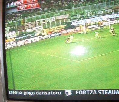 Bravo, Gogule! Dansezi cu Steaua, nu?
