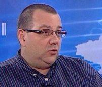 Andrei Badin (click pe poză să îl vezi şi auzi criticând pe Băsescu)