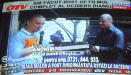 """""""Specialiştii"""" de OTV explică la plasmă modul în care este spânzurat cadavrul şi se vede cum râd pe înfundate"""