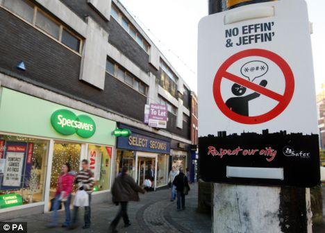 Respectă-ne oraşul! Nu violenţei verbale!