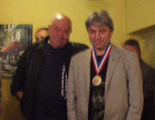 Marius Oprea si Fuentes