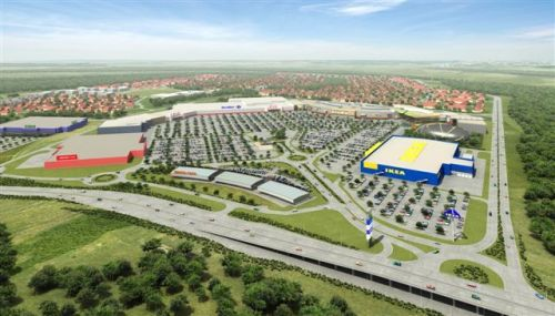 baneasa_commercial_area